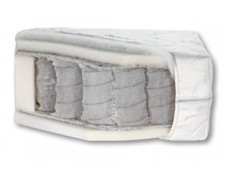 Taštičkový matrac Princess-90 90x200 cm - Aloe vera