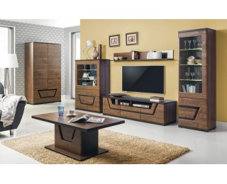 Obývacia izba Tes - orech