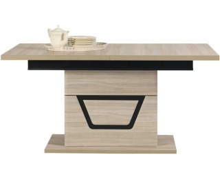 Rozkladací jedálenský stôl Tes TS 9 - brest