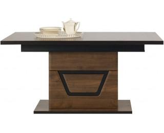 Rozkladací jedálenský stôl Tes TS 9 - orech