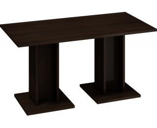 Jedálenský stôl Bond BON-03 - sonoma tmavá
