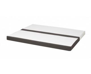 Penový matrac Carbo 75/150 - biela / sivá