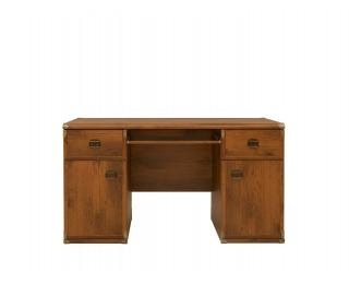 PC stôl Indiana JBIU2D2S - dub sutter