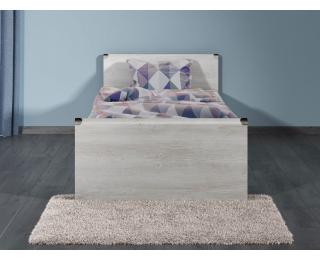 Jednolôžková posteľ s úložným priestorom Indiana JLOZ90 - borovica canyon
