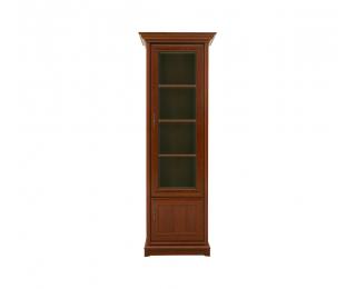 Rustikálna vitrína Kent EWIT1DP - gaštan