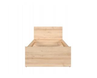 Jednolôžková posteľ Namek LOZ/90 - buk iconic