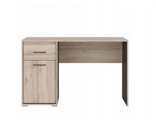 PC stôl Ronse BIU/120 - dub san remo svetlý / sivý wolfram