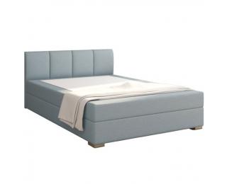 Čalúnená jednolôžková posteľ Riana Komfort 120 - mentolová