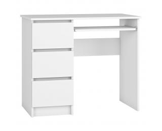 PC stolík Celita - biela