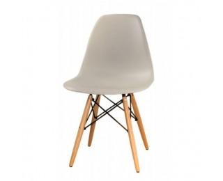 Jedálenská stolička Cinkla 2 New - sivá / buk