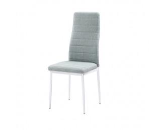 Jedálenská stolička Coleta Nova - zelená / biela