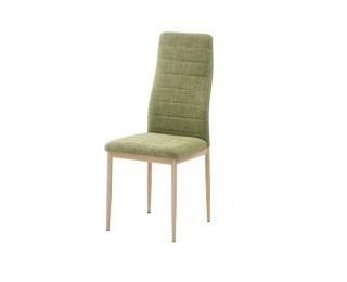 Jedálenská stolička Coleta Nova - zelená / buk