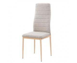 Jedálenská stolička Coleta Nova - béžová / buk