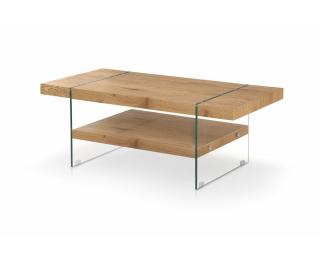 Konferenčný stolík Coria - dub zlatý