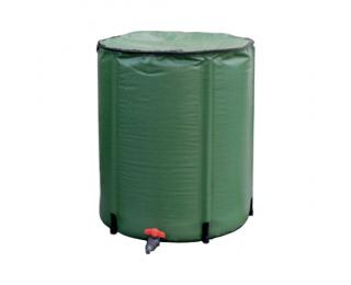 Skladací zásobník na dažďovú vodu Counter 200 - zelená