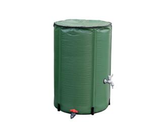 Skladací zásobník na dažďovú vodu Counter 500 - zelená
