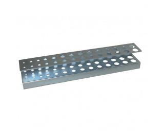 Držiak na vrtáky k nadstavbe pracovného stola 06-132 D OCYNK - strieborná