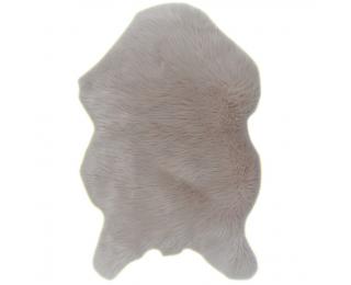 Umelá kožušina Ebony Typ 2 60x90 cm - béžová