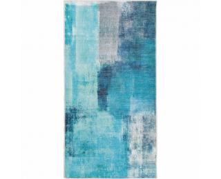 Koberec Esmarina Typ 2 80x150 cm - modrá / sivá