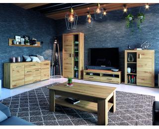 Obývacia izba Flarken - dub artisan