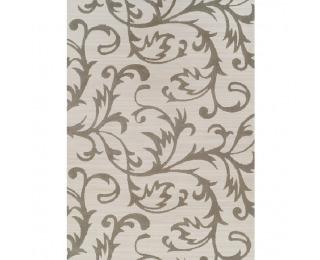 Koberec Gabby 160x235 cm - krémová / sivý vzor