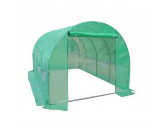 Záhradný fóliovník Greenhouse 450x300x200 cm - zelená
