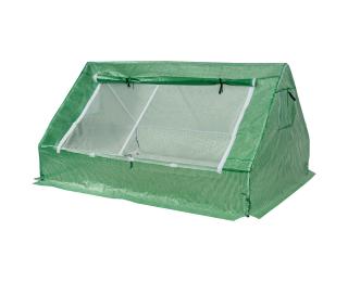 Záhradný fóliovník (parenisko) Greensteam 180x140x94 cm - zelená