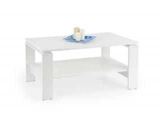 Konferenčný stolík Andrea - biela