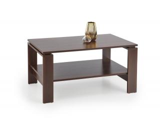 Konferenčný stolík Andrea - tmavý orech