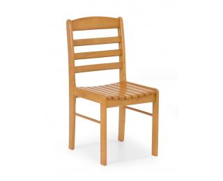 Jedálenská stolička Bruce - jelša zlatá