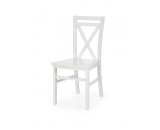Jedálenská stolička Dariusz 2 - biela
