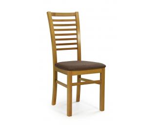 Jedálenská stolička Gerard 6 - jelša / hnedá