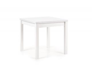 00fdf6fb7eb40 Rozkladací jedálenský stôl Gracjan - biela