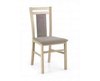 Jedálenská stolička Hubert 8 - dub sonoma / hnedá