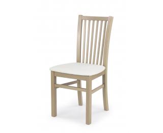 Jedálenská stolička Jacek - dub sonoma / biela
