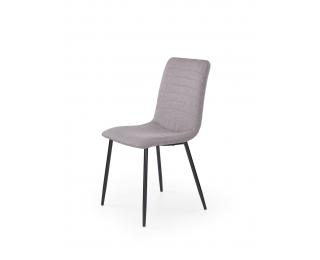 Jedálenská stolička K251 - sivá