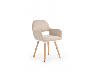 Jedálenská stolička K283 - béžová