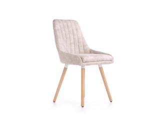 Jedálenská stolička K284 - béžová