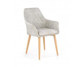 Jedálenská stolička K287 - sivá
