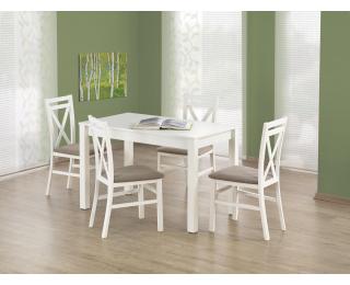 Jedálenský stôl Ksawery - biela