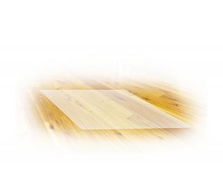 Podlahová ochranná podložka MATA 80x100 cm - priehľadná