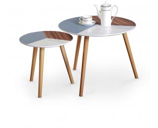Konferenčný stolík (2 ks) Multi - kombinácia farieb