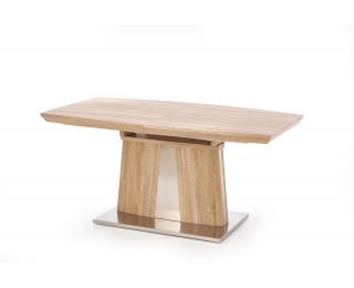 Rozkladací jedálenský stôl Rafaello - dub sonoma