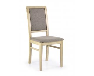 Jedálenská stolička Sylwek 1 - dub sonoma / hnedá