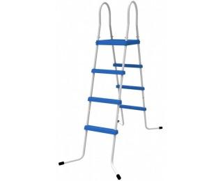 Schodíky do bazéna 00122 - modrá / biela