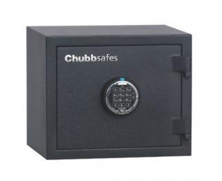Žiaruvzdorný trezor s elektronickým zámkom Home Safe 10 - čierna