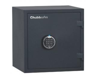 Žiaruvzdorný trezor s elektornickým zámkom Home Safe 35 - čierna