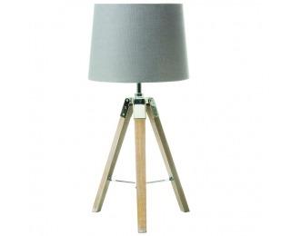 Stolná lampa Jade Typ 2 - sivá