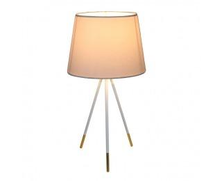 Stolná lampa Jade Typ 5 - biela