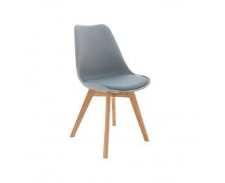 Jedálenská stolička Bali 2 New - sivá / buk